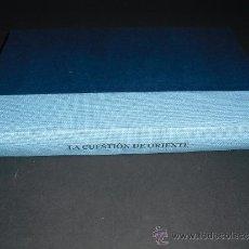 Libros antiguos: 1876 LA CUESTION DE ORIENTE EMILIO CASTELAR. Lote 34987949