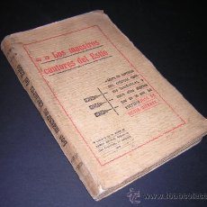 Libros antiguos: 1910 - JOSE DE HEVIA VICENTE - LOS MAESTROS CANTORES DEL ESTIO. Lote 35036439