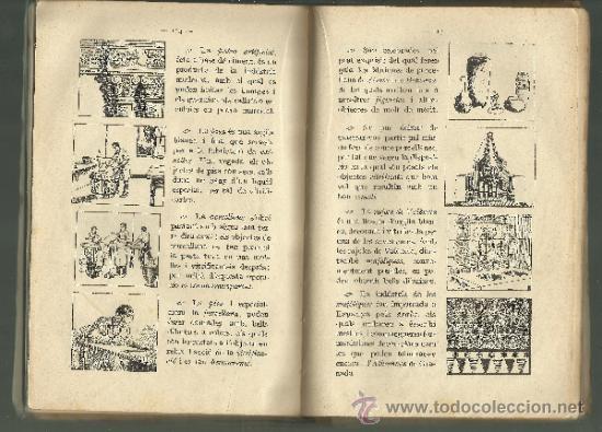 Libros antiguos: record diada del llibre reus 1936 republica escola catalana la mà de l'home manuel marinel·lo - Foto 3 - 35047909