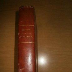 Libros antiguos: NOBILIARIO DEL REINO DE NAVARRA - ENCUADERNADO LOMO EN PIEL. Lote 35139325