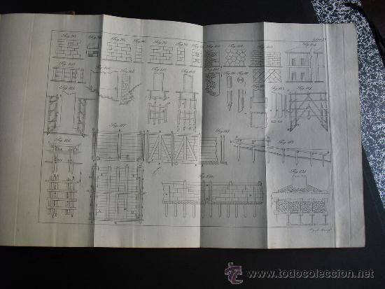 Libros antiguos: 1837 TEORIA MECANICA DE LAS CONSTRUCCIONES PARA LOS ESTUDIOS DE LA ACADEMIA ESPECIAL DE INGENIEROS - Foto 2 - 35183604