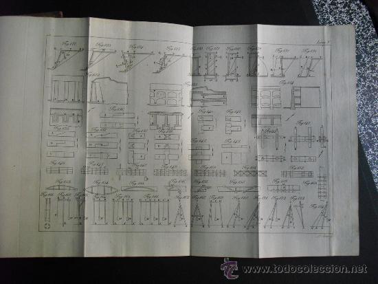 Libros antiguos: 1837 TEORIA MECANICA DE LAS CONSTRUCCIONES PARA LOS ESTUDIOS DE LA ACADEMIA ESPECIAL DE INGENIEROS - Foto 3 - 35183604