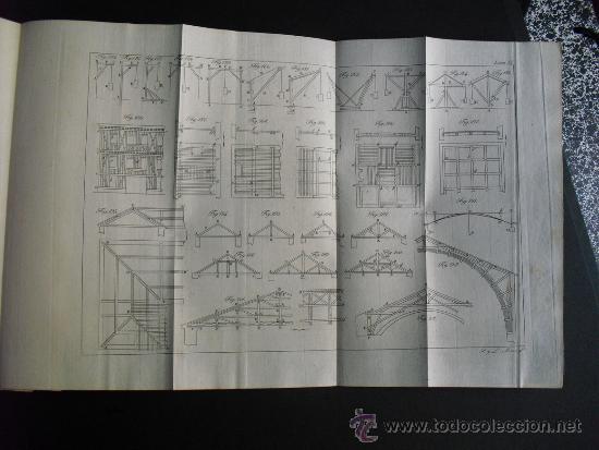 Libros antiguos: 1837 TEORIA MECANICA DE LAS CONSTRUCCIONES PARA LOS ESTUDIOS DE LA ACADEMIA ESPECIAL DE INGENIEROS - Foto 4 - 35183604