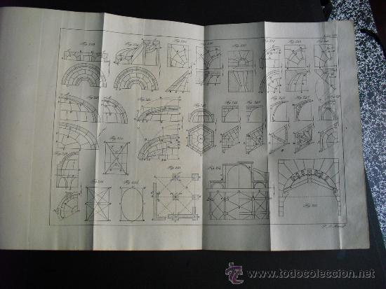 Libros antiguos: 1837 TEORIA MECANICA DE LAS CONSTRUCCIONES PARA LOS ESTUDIOS DE LA ACADEMIA ESPECIAL DE INGENIEROS - Foto 5 - 35183604