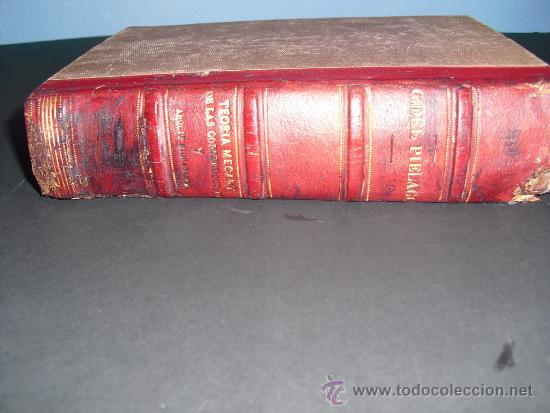 Libros antiguos: 1837 TEORIA MECANICA DE LAS CONSTRUCCIONES PARA LOS ESTUDIOS DE LA ACADEMIA ESPECIAL DE INGENIEROS - Foto 6 - 35183604
