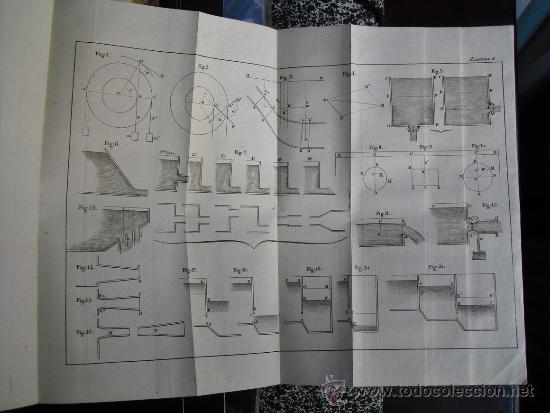 Libros antiguos: 1841 INTRODUCCION AL ESTUDIO DE LA ARQUITECTURA HIDRAULICA - Foto 2 - 35183725