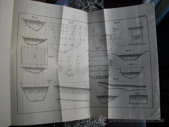 Libros antiguos: 1841 INTRODUCCION AL ESTUDIO DE LA ARQUITECTURA HIDRAULICA - Foto 3 - 35183725