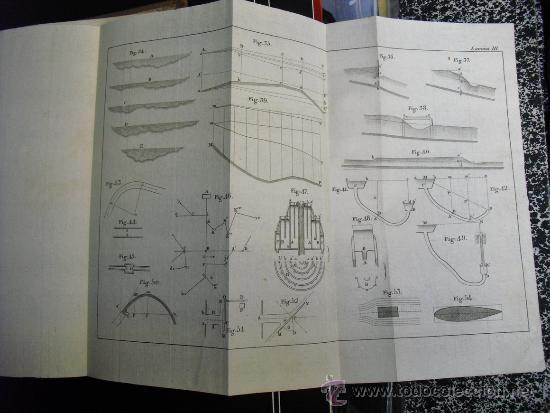 Libros antiguos: 1841 INTRODUCCION AL ESTUDIO DE LA ARQUITECTURA HIDRAULICA - Foto 4 - 35183725