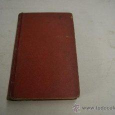 Libros antiguos: LIBRO ELISENDA DE MONCADA, DE FINALES S.XIX. Lote 35482077