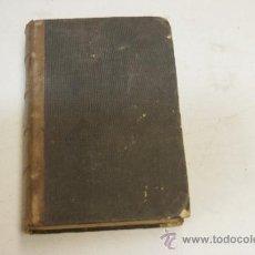 Libros antiguos: LIBRO ULTIMAS PRODUCCIONES DE VICTOR HUGO, DE FINALES S.XIX. Lote 35482115