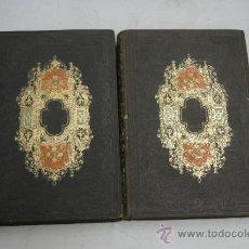 Libros antiguos: 2 TOMOS. HISTORIA DE LA LITERATURA GRIEGA. 1861. . Lote 35482588