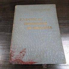 Libros antiguos: ORESTES CENDRERO CURIEL, LECCIONES DE HISTORIA NATURAL, SANTANDER,1930. Lote 35271697