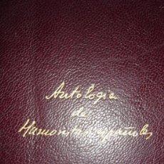 Libros antiguos: ANTOLOGIA DE HUMORISTAS ESPAÑOLES. Lote 35338956