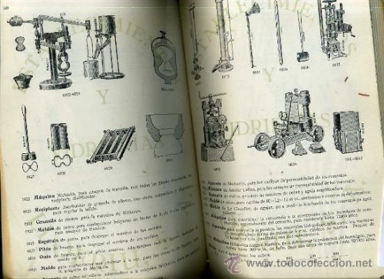 Libros antiguos: CATÁLOGO PARA LABORATORIOS DE ESTABLECIMIENTOS Y VIDRIERÍAS LLOFRIU (MALLORCA, 1930) - Foto 5 - 35345340