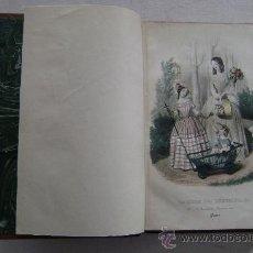 Libros antiguos: LA MODE DES DEMOISELLES.PARIS.1845-49.REFª226. Lote 35395495