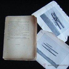 Libros antiguos: PARTE LIBRO LA AVIACIÓN CON 2 HUECOGRABADOS AEROPLANO VOISIN FARMAN, WRIGHT. PÁG DE 97 Á 128. FOTOS.. Lote 35431416