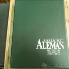Libros antiguos: CURSO DE ALEMAN COMPLETO AUDIOVISUAL PLANETA AGOSTINI.. Lote 69748569