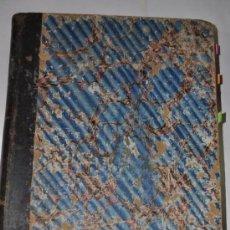 Libros antiguos: COLEC.DE HISTORIAS Y MEMORIAS CONTEMPORÁNEAS.CUATRO TOMOS EN UN SOLO VOLUMEN.CÉSAR CANTÚ RM60850-V. Lote 35547896