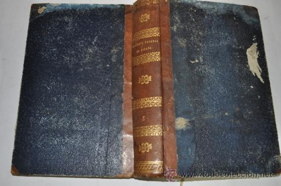 HISTORIA GENERAL DE ESPAÑA .TOMO V.EDUARDO CHAO RM60857-V (Libros Antiguos, Raros y Curiosos - Historia - Otros)