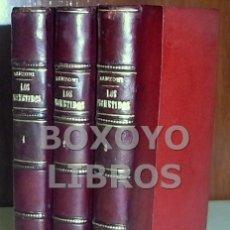 Libros antiguos: ALEJANDRO MANZONI. LOS PROMETIDOS, NOVELA ESCRITA EN ITALIANO. 1862. Lote 35666968