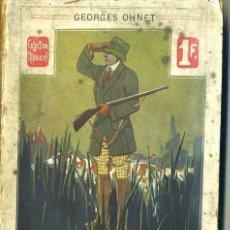 Libros antiguos: GEORGES OHNET : NEMROD & CIE (1892). Lote 35672684