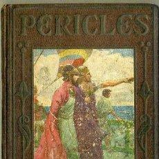 Libros antiguos: ARALUCE : PERICLES (1929). Lote 56289550