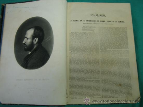 Libros antiguos: Ejército español.Guerra de Africa por Pedro Antonio de Alarcon y ilustrado por Gaspar y Roig 1859 - Foto 4 - 35732060
