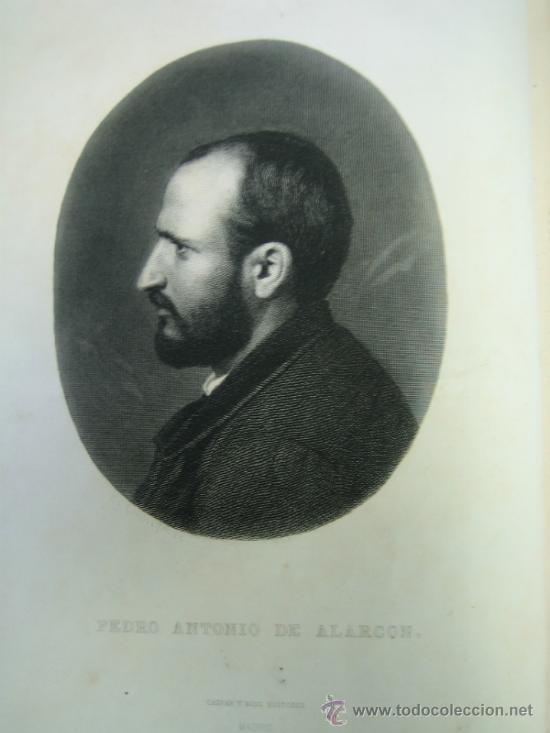Libros antiguos: Ejército español.Guerra de Africa por Pedro Antonio de Alarcon y ilustrado por Gaspar y Roig 1859 - Foto 5 - 35732060