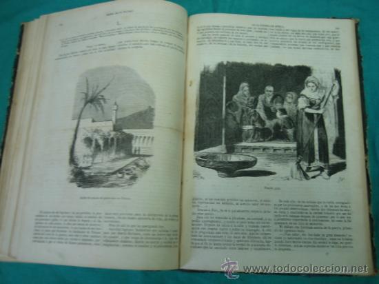 Libros antiguos: Ejército español.Guerra de Africa por Pedro Antonio de Alarcon y ilustrado por Gaspar y Roig 1859 - Foto 13 - 35732060