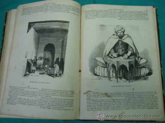 Libros antiguos: Ejército español.Guerra de Africa por Pedro Antonio de Alarcon y ilustrado por Gaspar y Roig 1859 - Foto 14 - 35732060