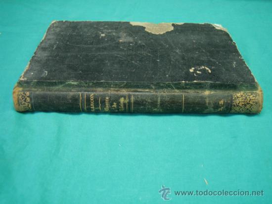 Libros antiguos: Ejército español.Guerra de Africa por Pedro Antonio de Alarcon y ilustrado por Gaspar y Roig 1859 - Foto 17 - 35732060