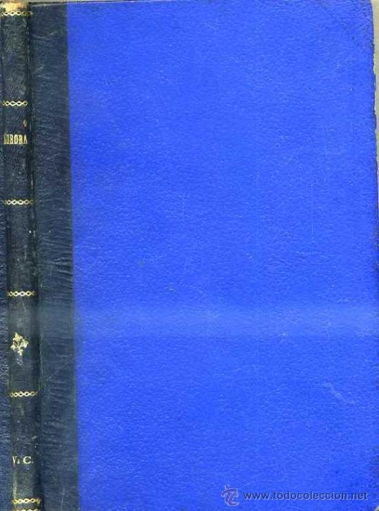 JUAN JOSE FRANCO : LAS TRENZAS DE AURORA (VIUDA PLA, 1883) (Libros antiguos (hasta 1936), raros y curiosos - Literatura - Narrativa - Otros)
