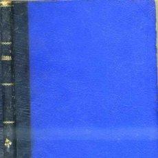 Libros antiguos: JUAN JOSE FRANCO : LAS TRENZAS DE AURORA (VIUDA PLA, 1883). Lote 35704071