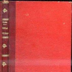 Libros antiguos: COLOMA : NUEVAS LECTURAS (IMP. BARCELONESA, 1907) . Lote 35704301