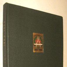 Libros antiguos: ESPECTACULAR ALBUM DE BARCELONA CENTENARIO CORAL 1860-1960 - FOTOGRAFIAS. Lote 35878184