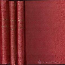 Libros antiguos: EPISODIOS NACIONALES. TERCERA SERIE, DE B. PEREZ GALDÓS (PERLADO, PÁEZ Y COMPAÑÍA, 1906-7-8). Lote 35917067