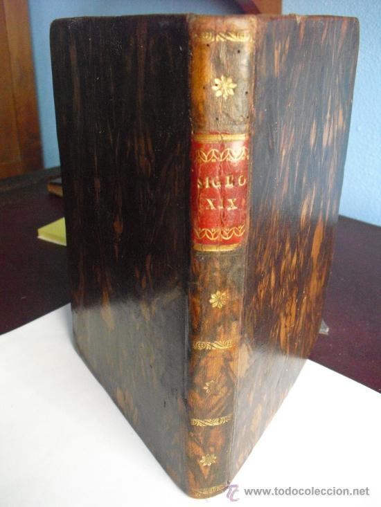 1837 SIGLO XIX (Libros Antiguos, Raros y Curiosos - Bellas artes, ocio y coleccionismo - Otros)