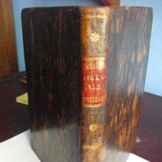 Libros antiguos: 1837 SIGLO XIX. Lote 35918178