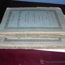 Libros antiguos: 1856 PERCEMENT DE L´ISTHME DE SUEZ M. F. DE LESSEPS RAPPORT ET PROJET DE COMMISION INTERNATIONAL. Lote 35972138
