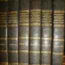 Libros antiguos: HISTOIRE DE L´EMPIRE ANGLAIS DANS L´INDE, BARCHOU DE PENHOËN, 6TMS, PARIS, LIB. DE LADRANGE 1840. Lote 36005975