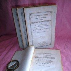 Libros antiguos: GENERACION DE LOS CONOCIMENTOS HUMANOS - G.TIBERGHIEN - AÑO 1875 - MONUMENTAL OBRA HISTORICA.. Lote 36008950