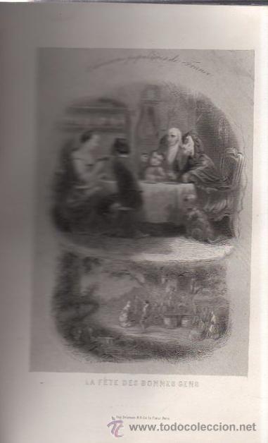 Libros antiguos: DUMERSAN ET NOËL SÉGUR, CHANSONS NATIONALES ET POPULAIRES DE FRANCE, PARIS, DE GARNIER FRERES 1866 - Foto 4 - 36041040