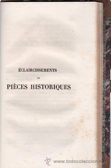 Libros antiguos: HISTOIRE DE LA REVOLUTION D´ANGLETERRE, GUIZOT, 2 TMS, DIDIER, PARIS 1841 - Foto 3 - 36039300