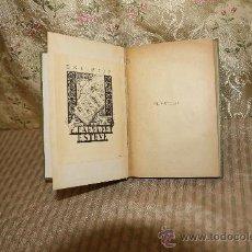 Libros antiguos: 2630-EL CRITERI. JAUME BALMES. IMP BARCELONA. 1911.. Lote 36023820
