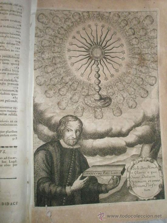 Libros antiguos: ENUCLEATUS ET AUCTUS PRACTICIS IN QUAESTIONIBUS PER DIDACUM YBAÑEZ DE FARIA GADITANUM PRAEPOTENTIS C - Foto 3 - 36039630