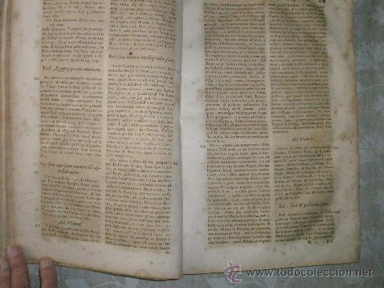 Libros antiguos: ENUCLEATUS ET AUCTUS PRACTICIS IN QUAESTIONIBUS PER DIDACUM YBAÑEZ DE FARIA GADITANUM PRAEPOTENTIS C - Foto 4 - 36039630