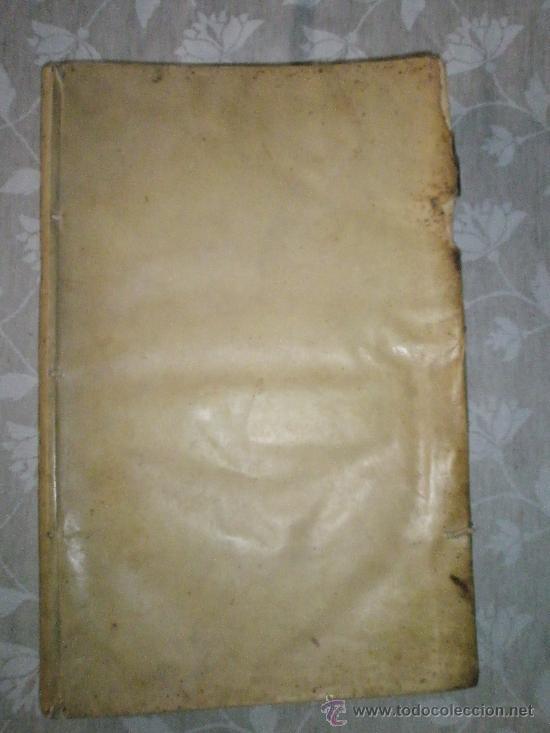 Libros antiguos: ENUCLEATUS ET AUCTUS PRACTICIS IN QUAESTIONIBUS PER DIDACUM YBAÑEZ DE FARIA GADITANUM PRAEPOTENTIS C - Foto 5 - 36039630