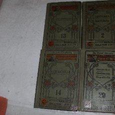 Libros antiguos: MANUALES GALLACH - 5 MANUALES -. Lote 36043062