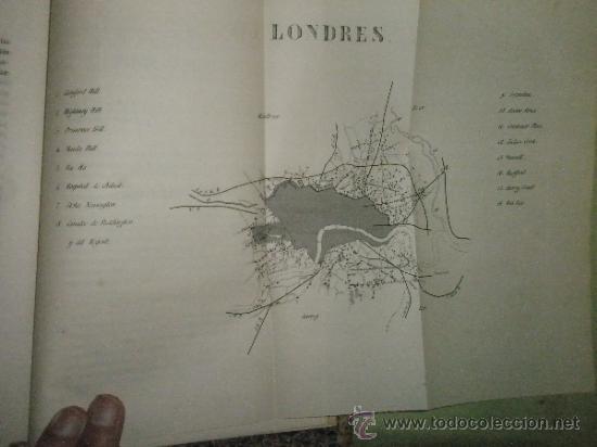 Libros antiguos: Memorial de Ingenieros (1852, Tomo VII): Memorias, artículos y noticias interesantes al arte de la - Foto 11 - 36123453