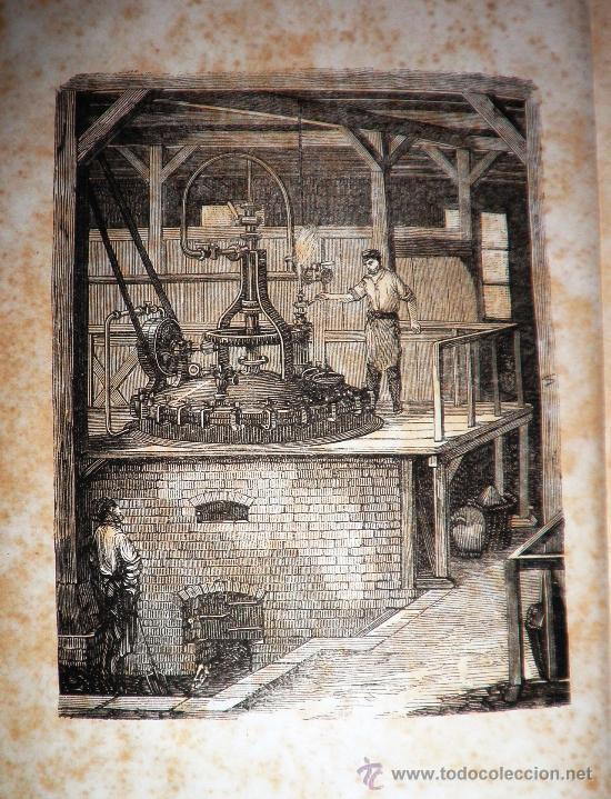 Libros antiguos: EL TINTORERO MODERNO - JORGE JARMAIN - AÑO 1879 - ILUSTRADO. - Foto 3 - 36227655